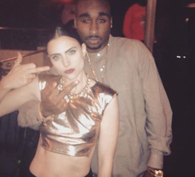 Madonna and tupac dating 2
